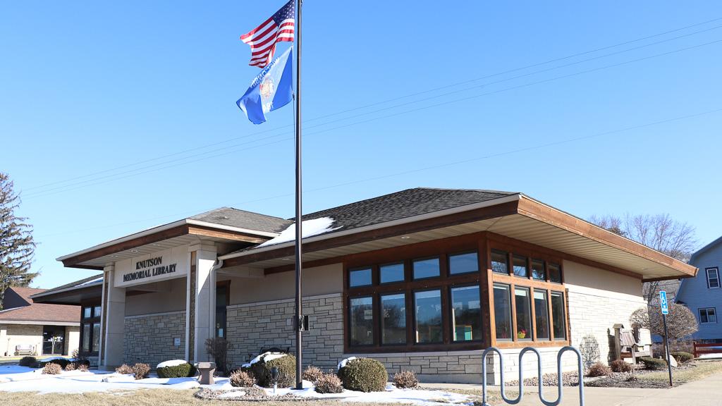 Knutson Memorial Library Building
