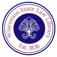 Wisconsin State Law Library Est. 1836