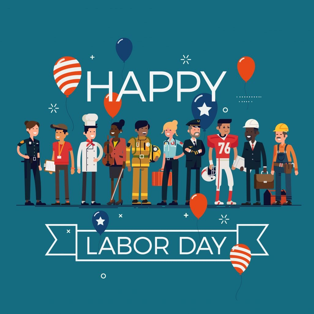 Labor Day Weekend Closed