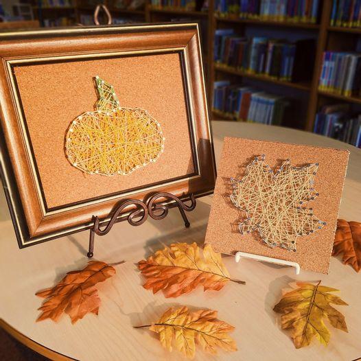 Adult Autumn Craft Kits Available