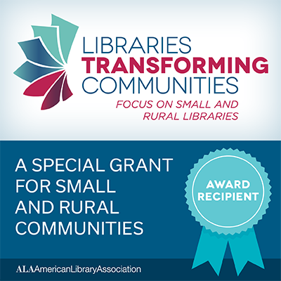 Library Receives National Grant