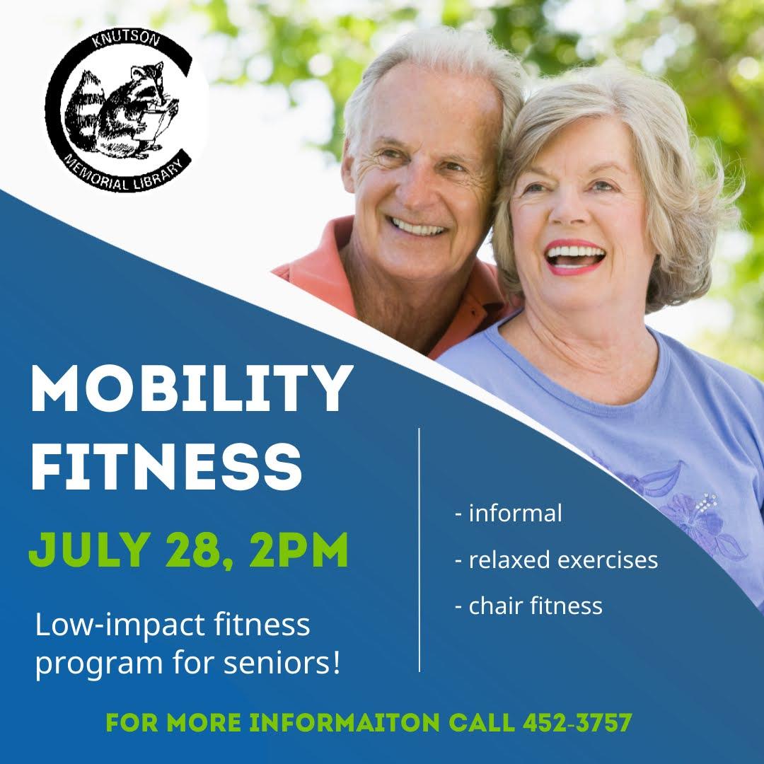 Mobility Fitness Program