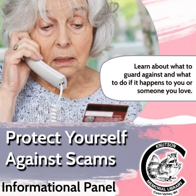 Protect Yourself Against Scams